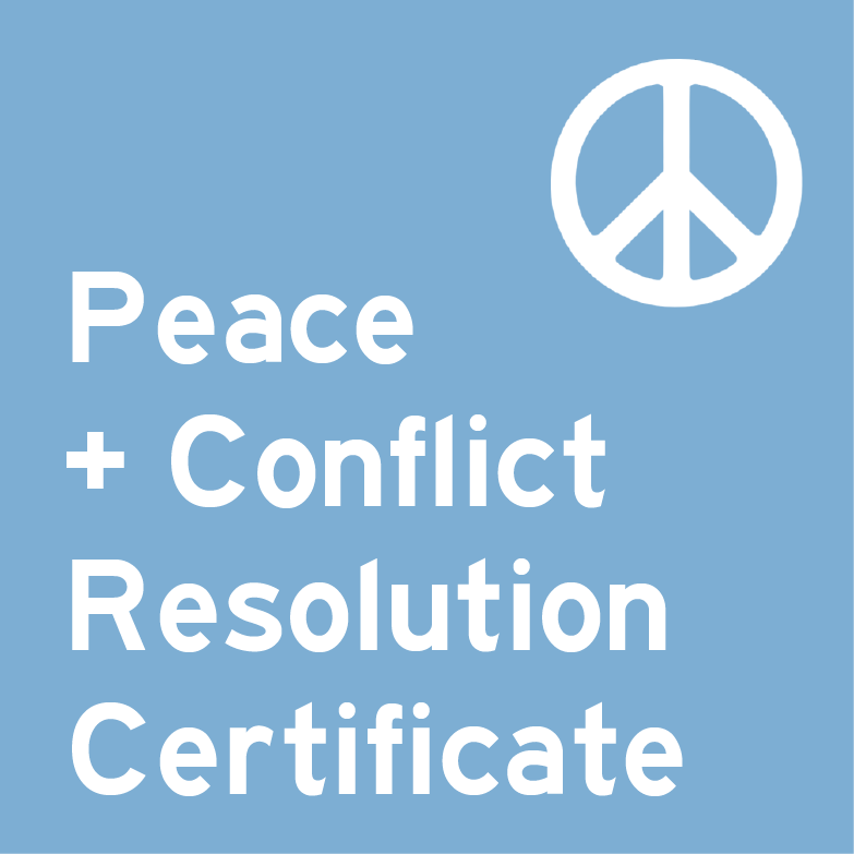 thesis on peace and conflict resolution