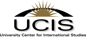 Logo for the University Center for International Studies, the Center's former name