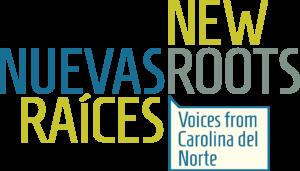 New Roots / Nueva Raíces Logo